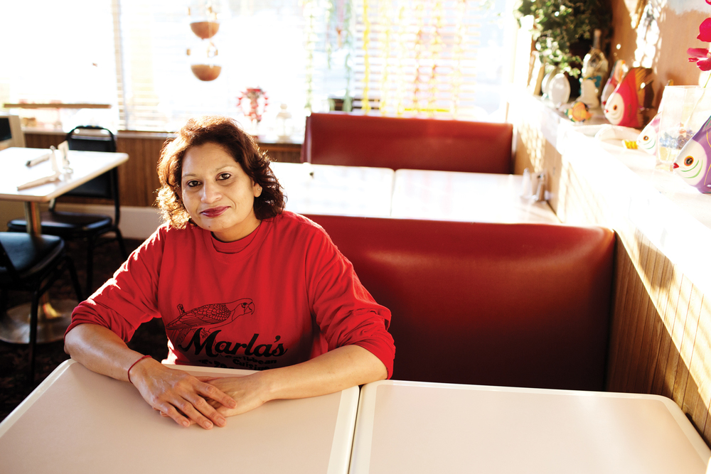 Marla's Caribbean for   Mpls.St.Paul Magazine.