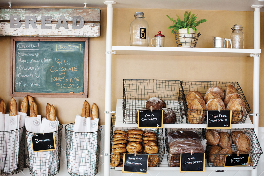 Best of Bakeries for   Mpls.St.Paul Magazine.  Art Direction by  Liz Gardner.