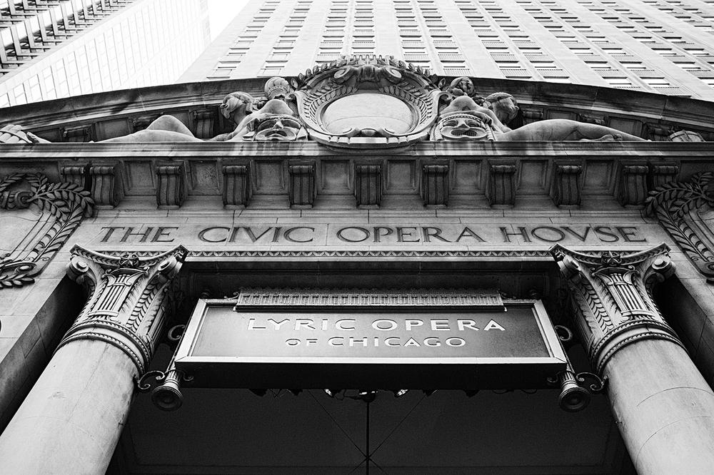 Lyric Opera House // Chicago