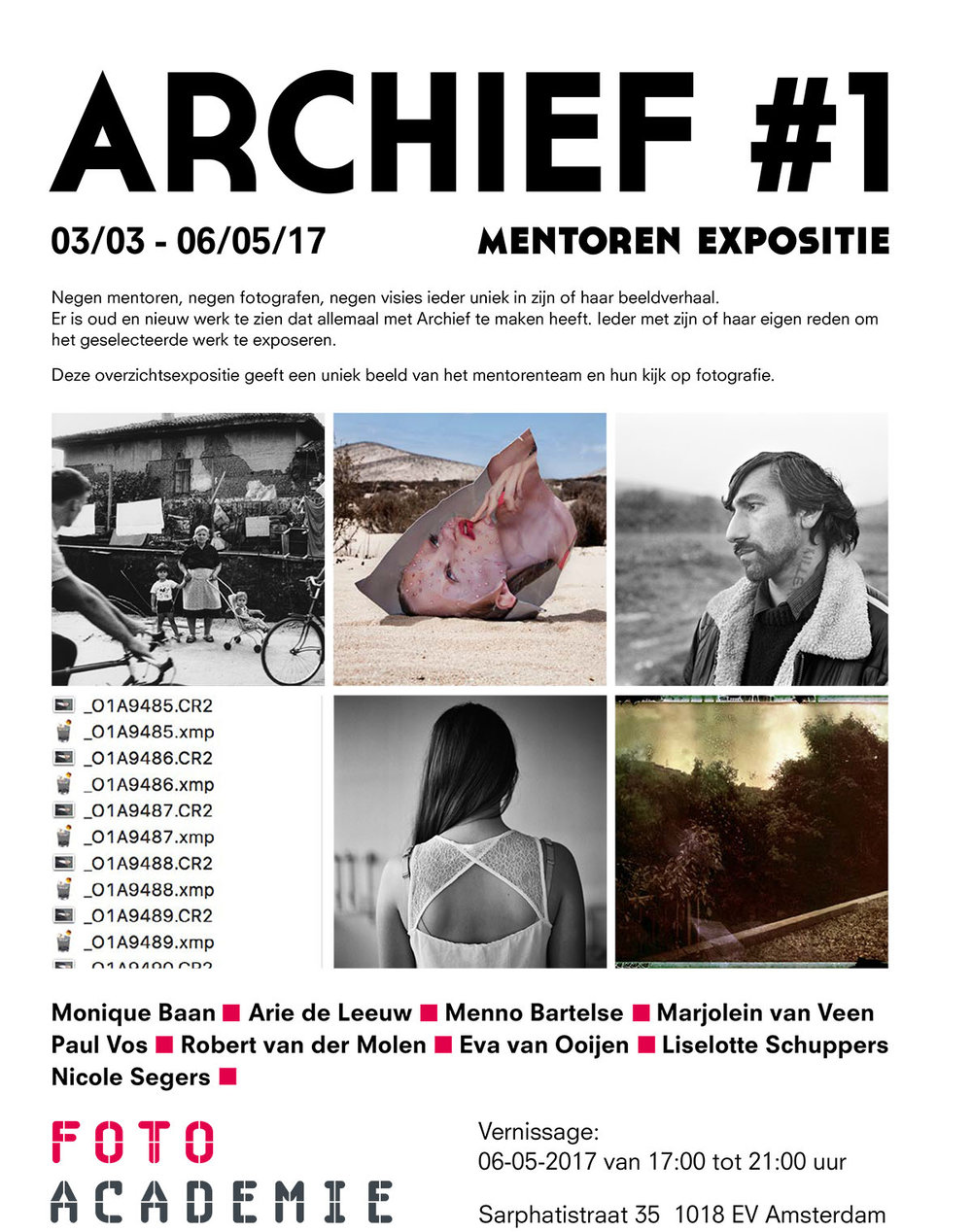 Mentorenexposititie Archied #1