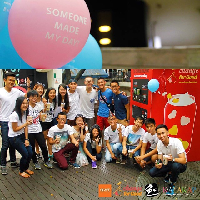 A big thank you to all who came down on Saturday! To @scapesg for kindly agreeing to be our location sponsor, @youth.sg and @thehiddengood for spending their time here capturing highlights of our event. Plus, a huge shoutout to our lovely sponsors @kalakapsg as well as @playnation_sg! And all those who supported us and made this possible in any way possible @kindnesssg @nycsg :) THANK YOU AND WE HOPE YOU ENJOYED YOURSELVES TOO 😊