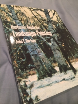 My copy of John F. Carlson's book