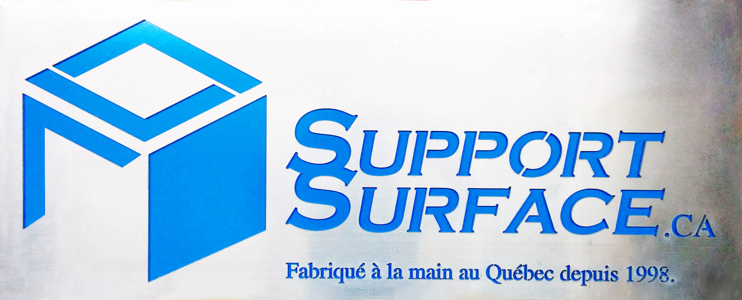 SUPPORT SURFACE - FAUX CADRES STRETCHER BARS