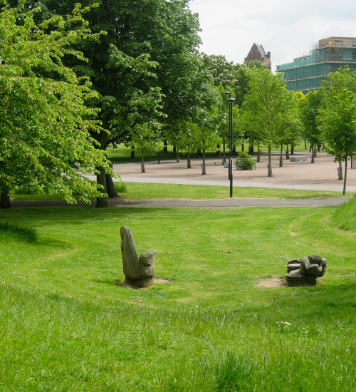 The Gardens — The friends of Vauxhall Pleasure Gardens