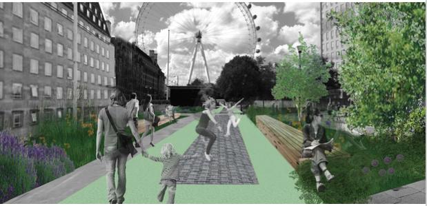 Feeling Bouncy? — The friends of Vauxhall Pleasure Gardens