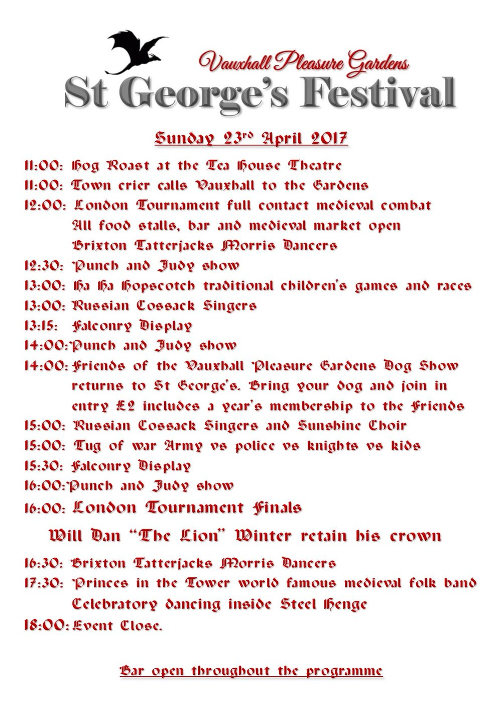 Running Order St George 2018 Sunday.jpg
