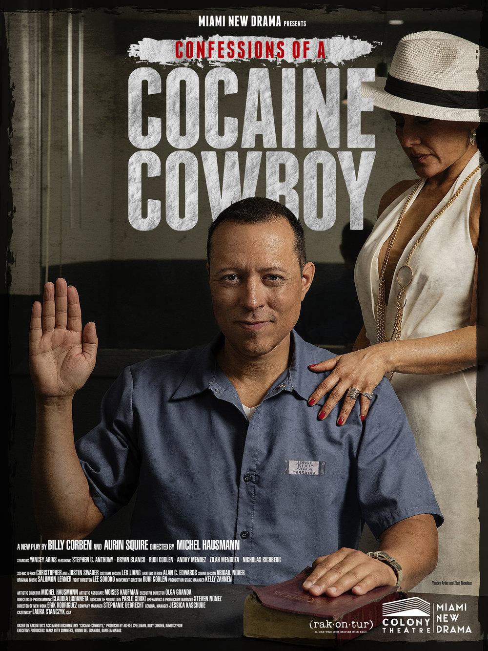 Confessions of a Cocaine Cowboy