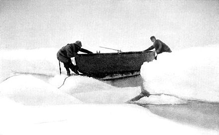 Photograph from the Expedition, 1897