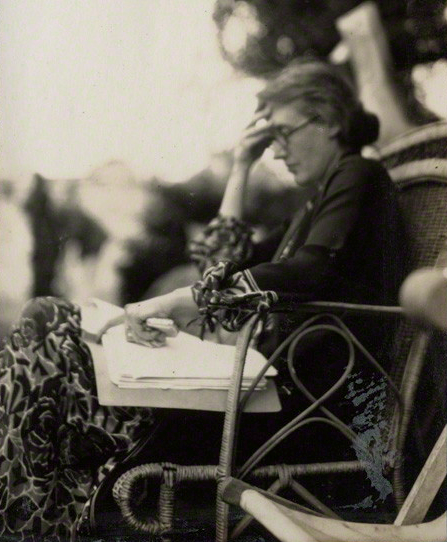 Photograph by Lady Ottoline Morrell, 1926