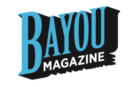 The Strange Little Poem That Could: Thanks, Bayou Magazine.