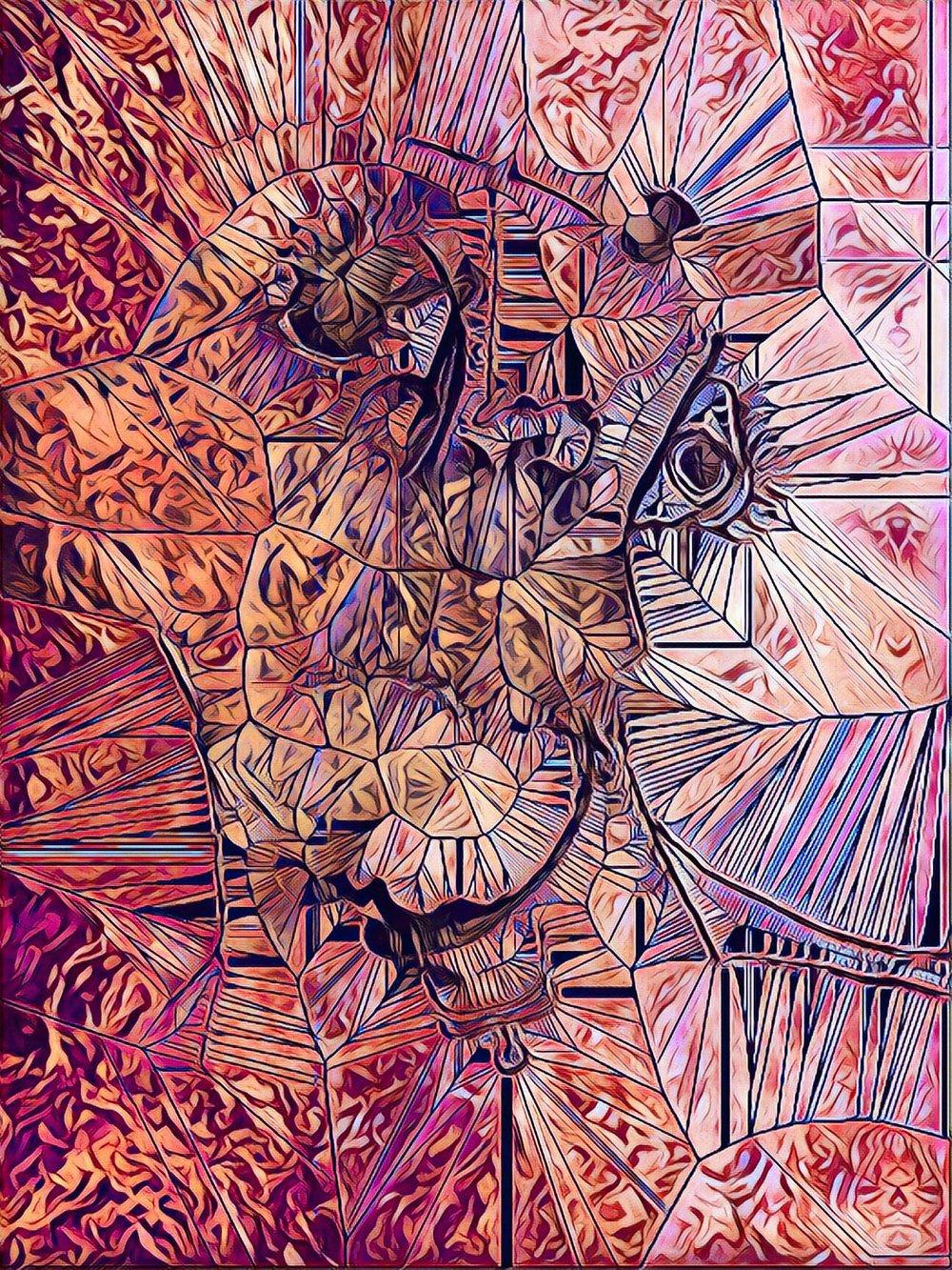 autoportrait as death poet