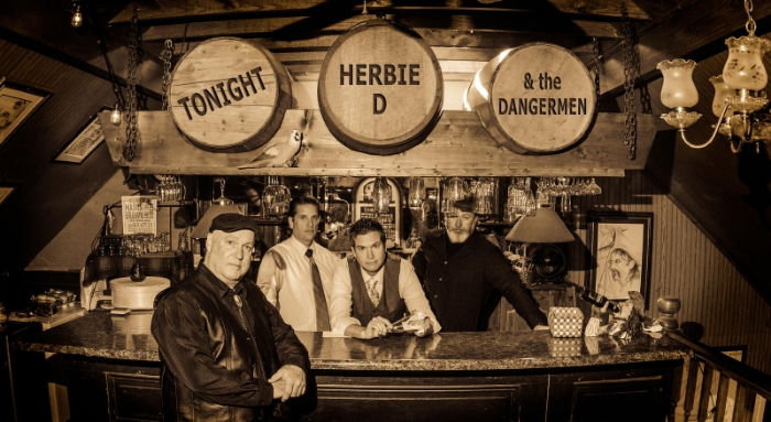 Herbie D and the Dangermen - LIVE!