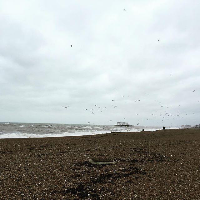 See you soon, Brighton! #beachday