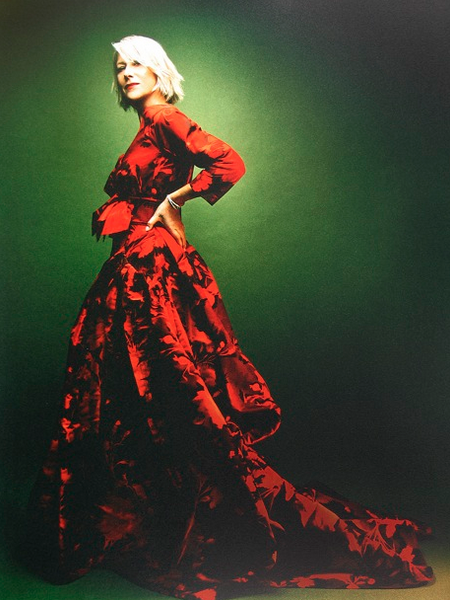 Helen Mirren  – Robert Maxwell,2006