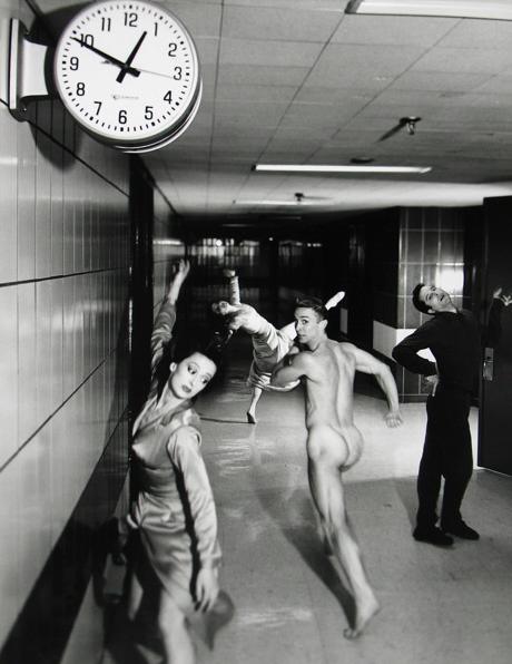 Paul Taylor Dancers  – Max Vadukul,1998