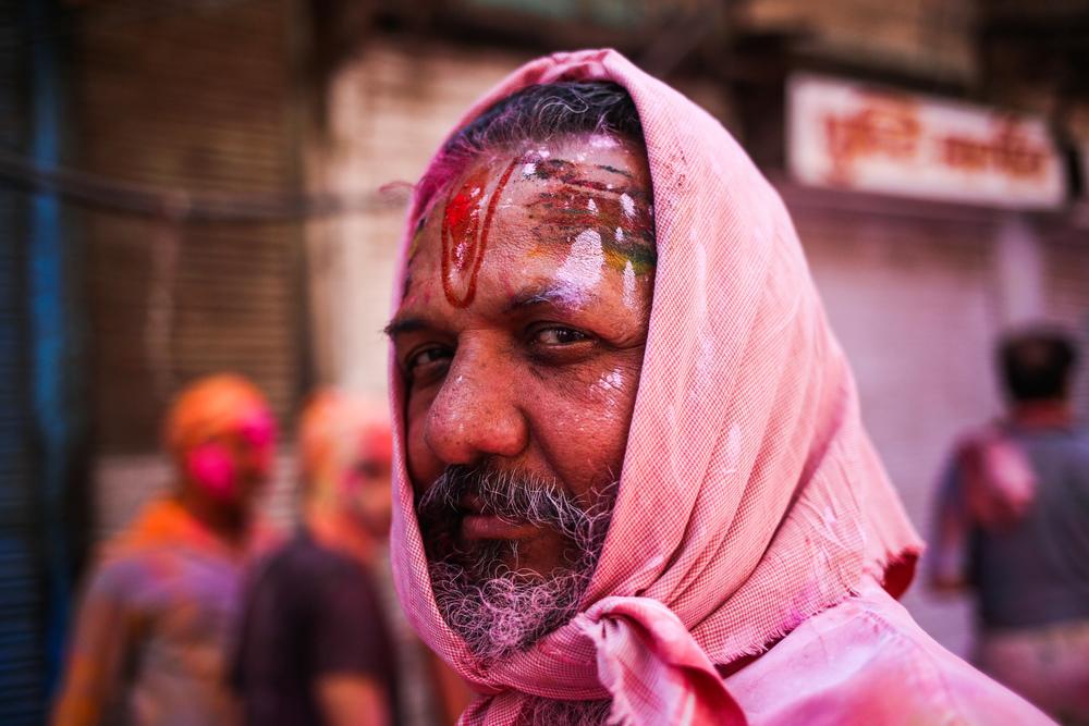 Mathura, India - March 2016