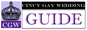 Look for the free digital and print edition of the Cincy Gay Wedding Guide in October 2015.