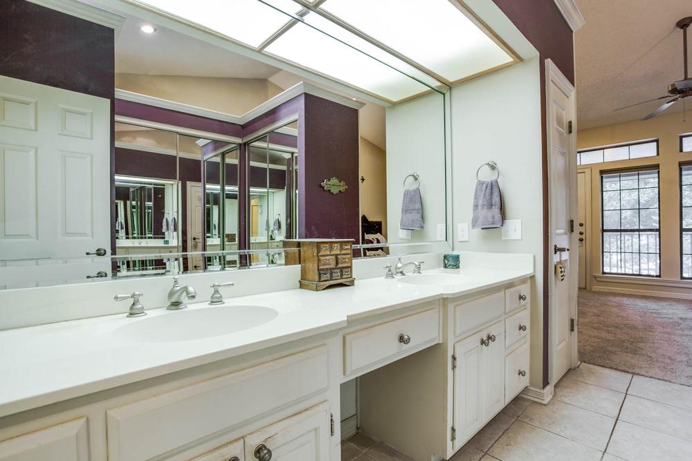 Master Bathroom  ::  5154 Westgrove Drive