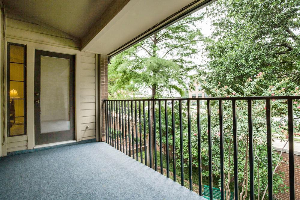 Back Balcony  ::  5154 Westgrove Drive