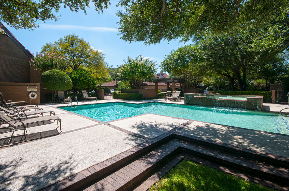 Community Pool  ::  5154 Westgrove Drive