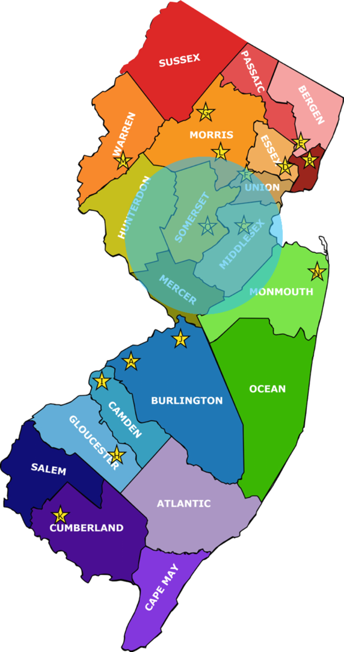 New jersey somerset county flagtown - From Our Central Location In Hillsborough Nj We Are Proud To Serve All Of Somerset Middlesex And Mercer Counties In Central New Jersey