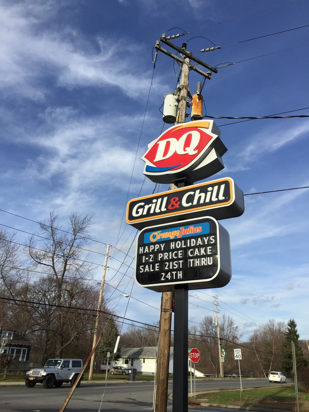 Dairy Queen In Ghent NY