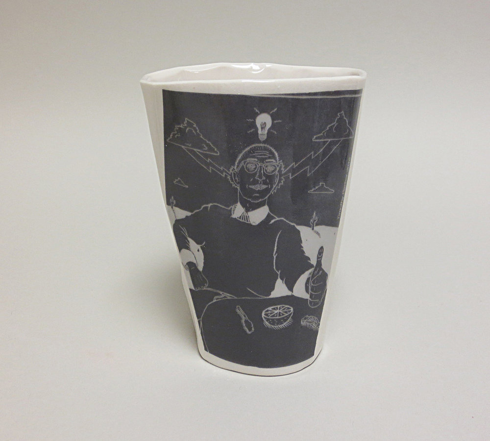 Collabo Cup 1st generation: Tim (front view)