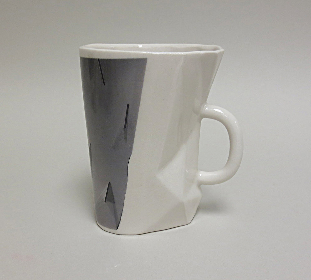 Collabo Cup 1st generation: Marie (right view)