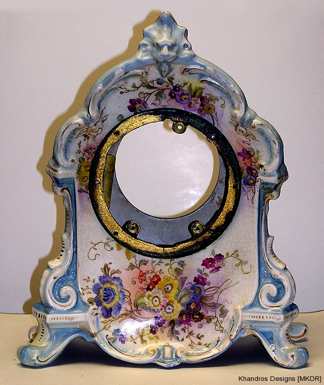 German Porcelain early 20th Century restoration