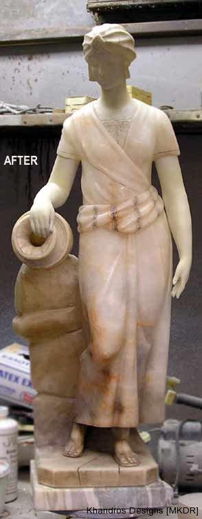 Alabaster Restoration