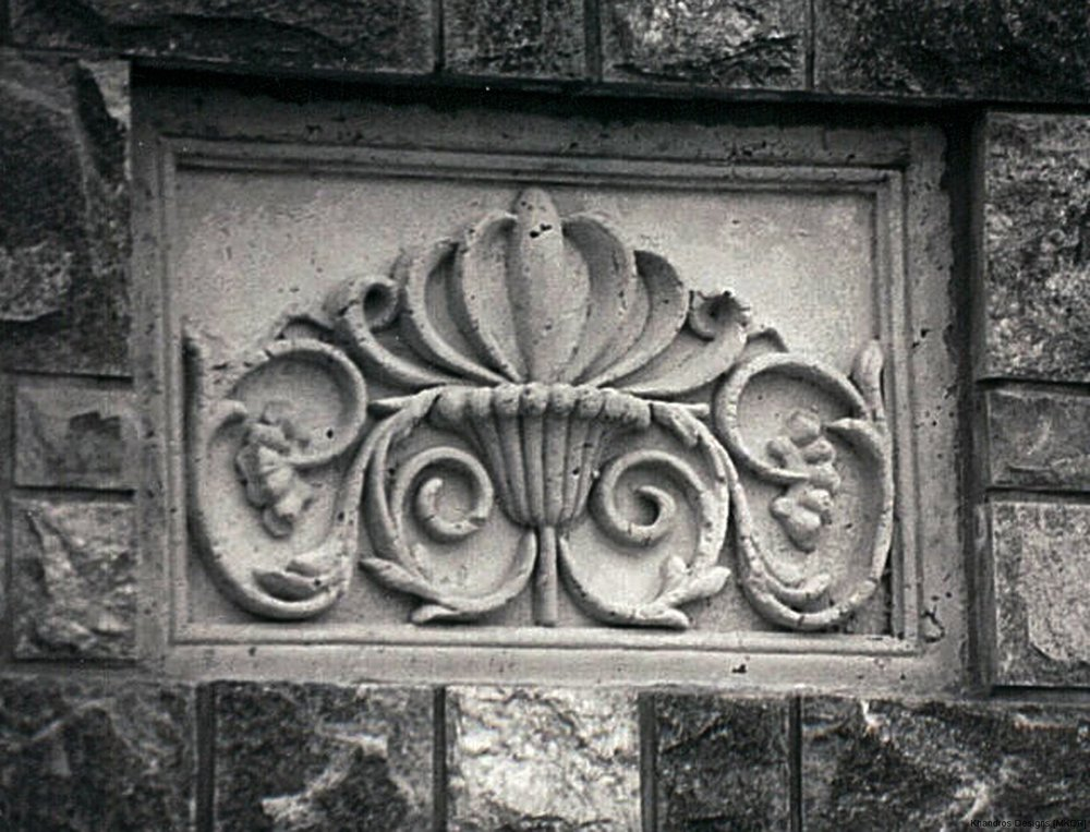 Marble Architectural Carving
