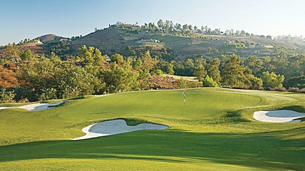 The Maderas Golf Club opened in Poway's Old Coach area in 2001.   Aidan Bradley