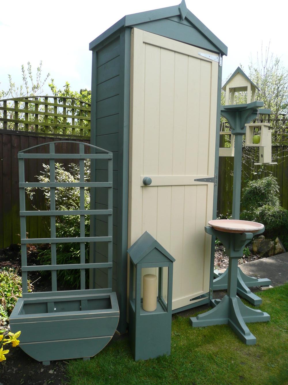 Sentry Box Sentry Box Style Garden