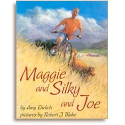 Maggie and Silky Joe