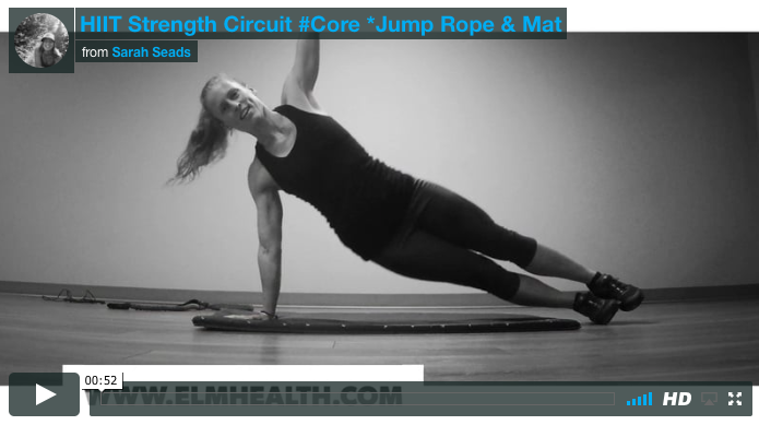 HIIT Strength Circuit #Core