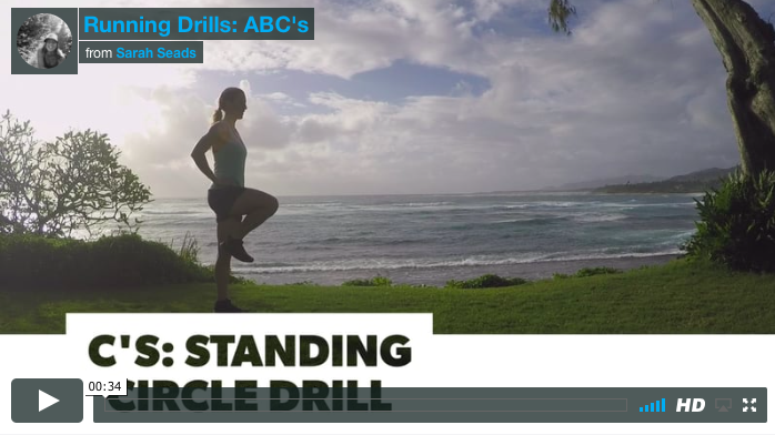 ABC Running Drills