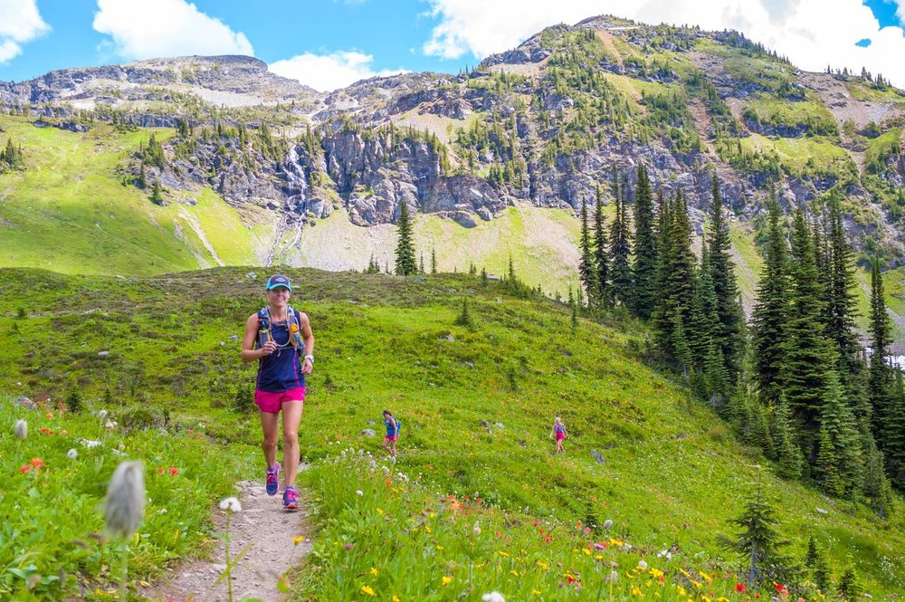 10K Mountain Run Plan