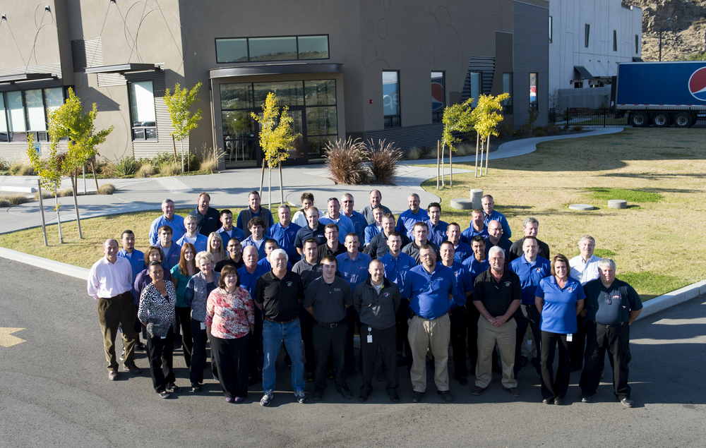 We provide numerous jobs in sales, delivery, merchandising, service, warehouse, and office positions.  These are just a few of our local employees from North Central Washington (most of them in the Wenatchee, Moses Lake, and Omak areas).