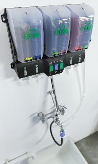 The Buckeye Eco Pro Dispenser