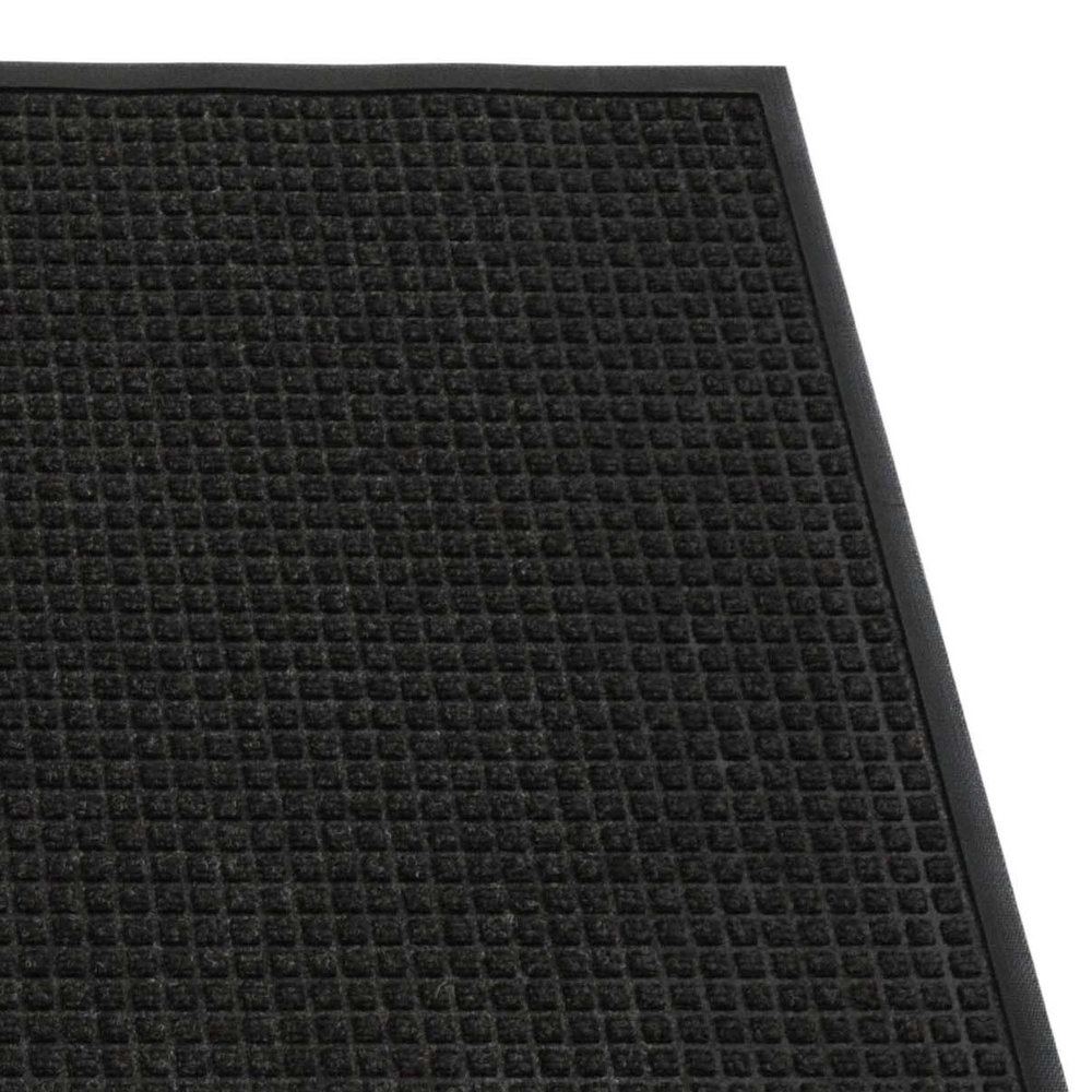 The Aqua Dam Wiper / Scraper Mat in Charcoal