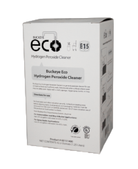 Buckeye Eco Hydrogen Peroxide Cleaner E15