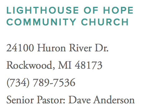 Lighthouse of Hope Community Church