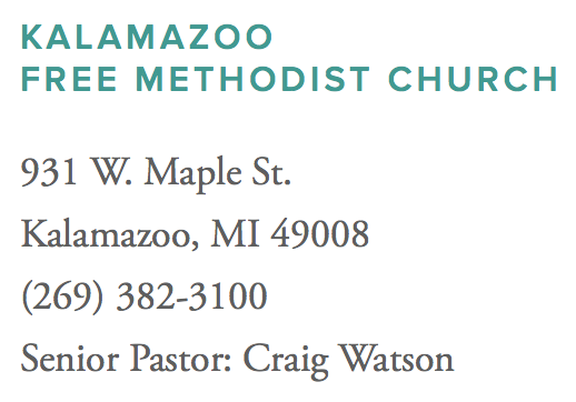 Kalamazoo Free Methodist Church