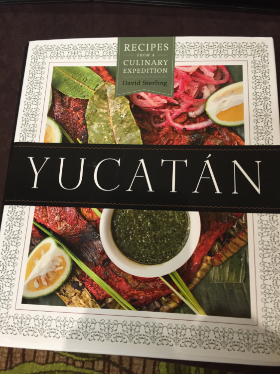 Yucatan: Recipes from a Culinary Expedition , University of Texas Press