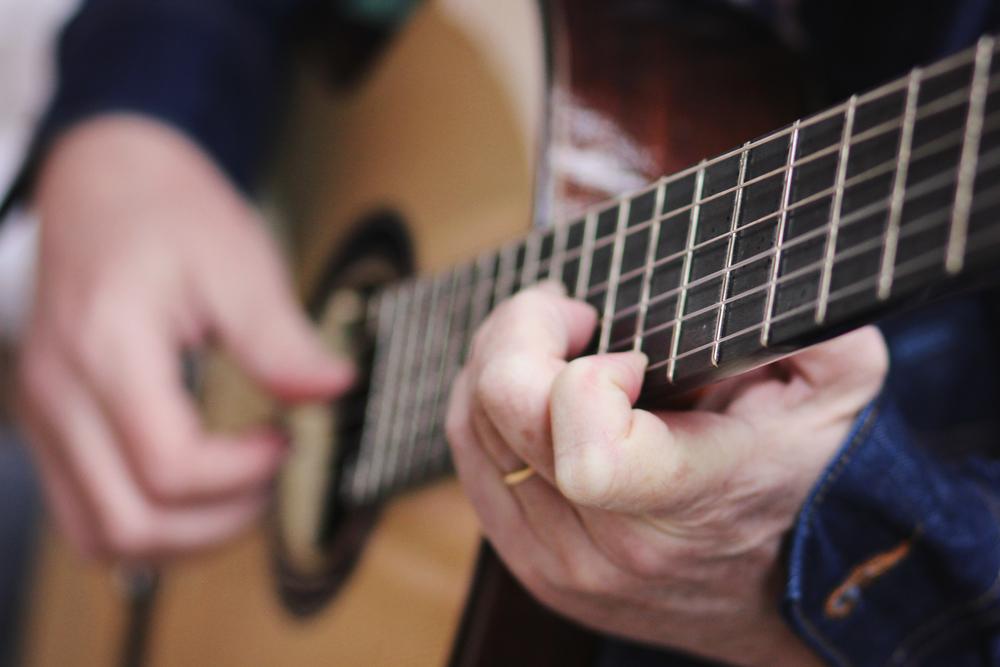Improvisation and Classical Guitar — Juan\'s World