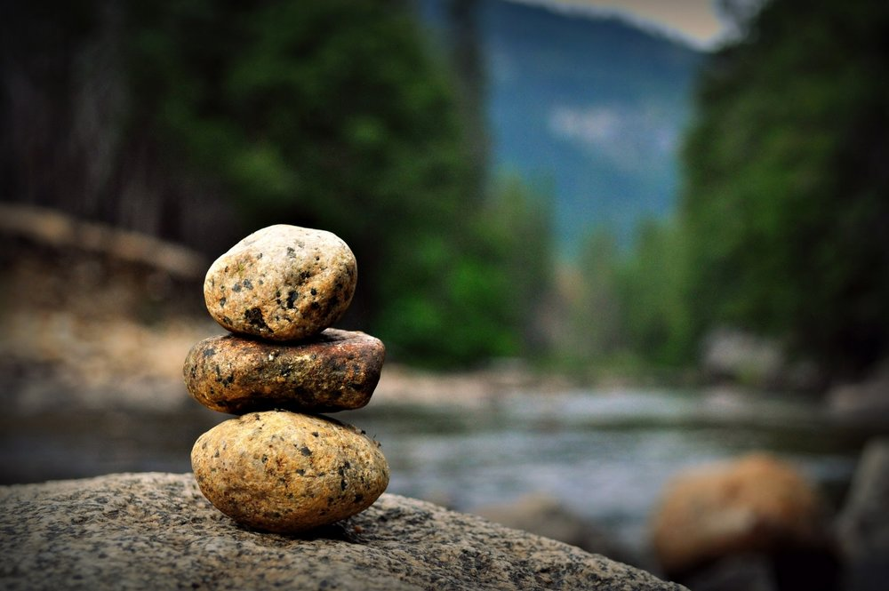 Photo: Stones in Yosemite by  Michelle Friswell  (Flickr)