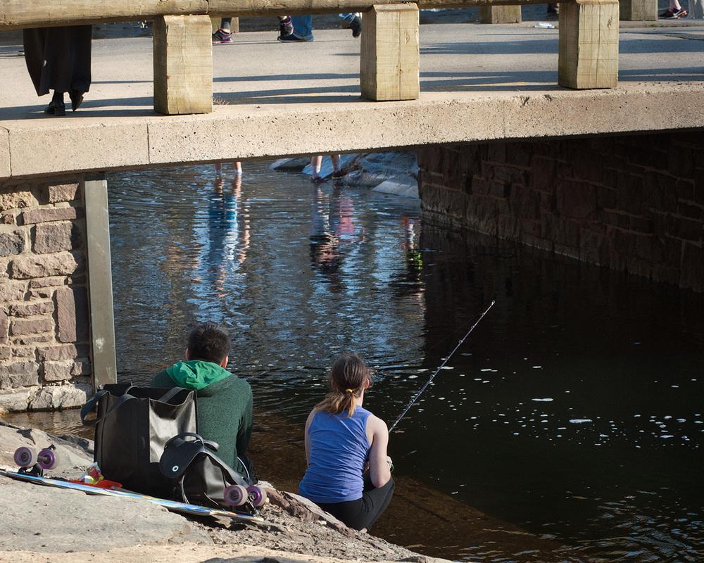 spring...spring fishing