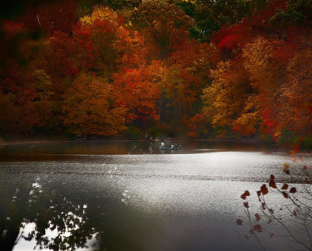 enchanted lake, 10/27/15