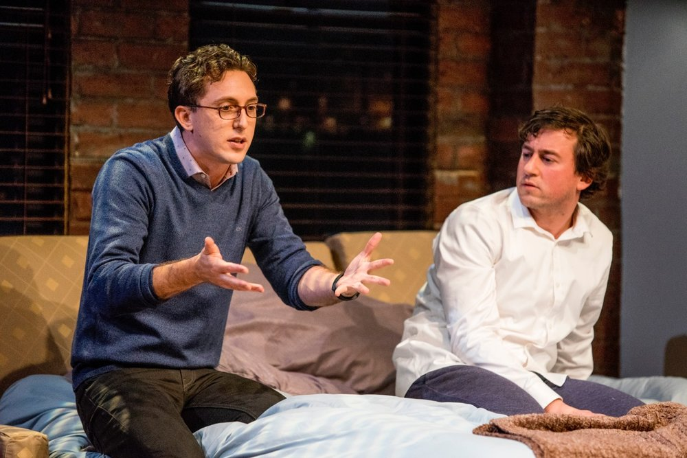 BAD JEWS -- JAN-FEB 2017 -- CYGNET THEATRE