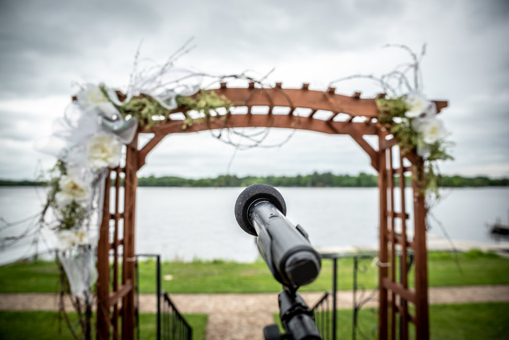 The backdrop that wedding photographers dreams are made of!